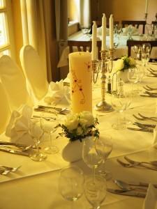 Свадебная свеча